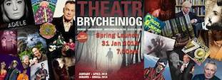 Theatr Brycheiniog Set to Stimulate your Heart, Mind...and Imagination this Spring!