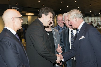 The Prince of Wales attends Welsh National Opera performance in Cardiff