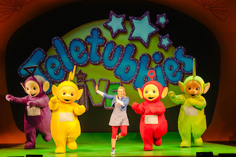 WORLD PREMIERE OF FIRST-EVER TELETUBBIES STAGE SHOW