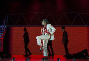 BLAME IT ON THE BOOGIE: THE MAGIC OF MICHAEL JACKSON RETURNS TO CARDIFF'S NEW THEATRE