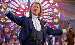 ANDRÉ RIEU INVITES YOU TO JOIN IN HIS BIRTHDAY CELEBRATIONS!