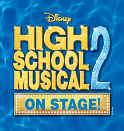 UK PREMIERE OF 'HIGH SCHOOL MUSICAL 2 – ON STAGE' COMES TO CARDIFF