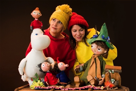 Get Lost and Found: Mischief and Mystery in Moomin Valley