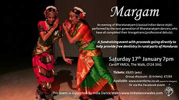 Margam - India Dance Wales
