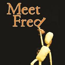 Meet Fred in London: the potty-mouthed puppet who fights prejudice every day