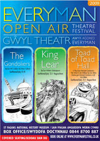 BEAT THE CREDIT CRUNCH - ENJOY A TOP CLASS SHOW WITHOUT LEAVING WALES