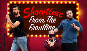 MARK THOMAS RETURNS TO SHERMAN THEATRE WITH HIS NEW SHOW - SHOWTIME FROM THE FRONTLINE