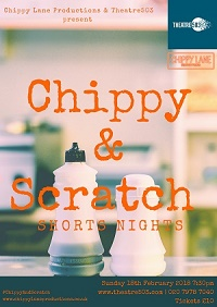 Chippy and Scratch Shorts Night by Chippy Lane Productions