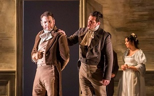 review of Eugene Onegin ; click here to read the full review