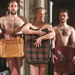 Wales at Edinburgh Fringe by Volcano Theatre- Seagulls