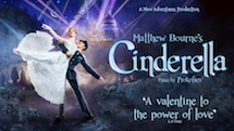 review of Cinderella ; click here to read the full review