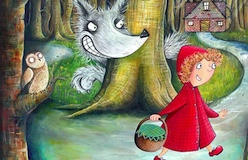 review of Little Red Riding Hood ; click here to read the full review