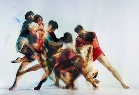 review of Rambert 2 at Cardiff Dance Festival ; click here to read the full review