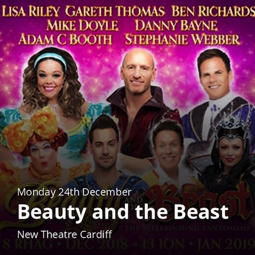 review of Beauty and the Beast ; click here to read the full review