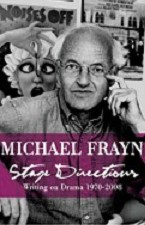 Theatre Writer Book by Michael Frayn