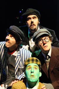 The Wind in the Willows by Black Rat Productions