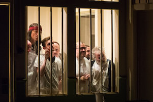 ONE FLEW OVER THE CUCKOO'S NEST by Torch Theatre Company