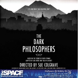 review of The Dark Philosophers ; click here to read the full review