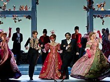 review of Die Fledermaus ; click here to read the full review