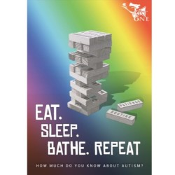 review of Eat. Sleep. Bathe. Repeat. ; click here to read the full review