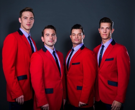 Jersey Boys by Dodger Theatricals, The Ambassador group and associates