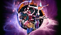 review of CIRQUE BERSERK ; click here to read the full review