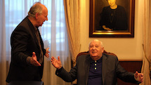review of Meeting Gorbachev ; click here to read the full review