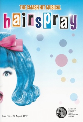 review of Hairspray ; click here to read the full review