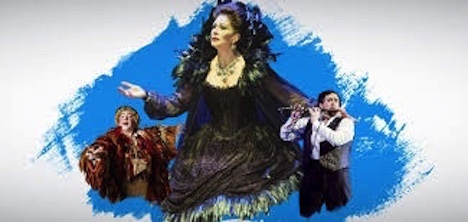 review of The Magic Flute ; click here to read the full review
