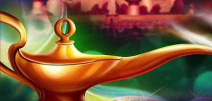 review of Aladdin  ; click here to read the full review