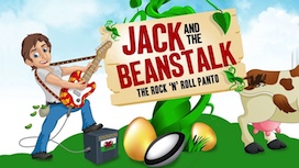 Jack and the Beanstalk by Theatre Clwyd