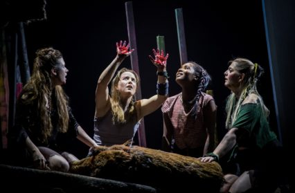 Lord of the Flies  by Theatr Clwyd & Sherman Theatre