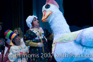 Mother Goose by The Wardens