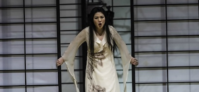 Madame Butterfly by Welsh National Opera