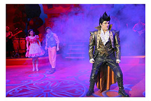 review of Jack and the Beanstalk  The Rock 'n' Roll Panto ; click here to read the full review