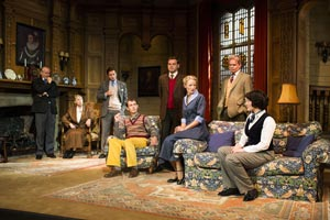 review of The Mousetrap ; click here to read the full review