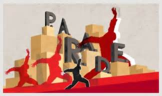 P.A.R.A.D.E. by Marc Rees & National Dance Company Wales