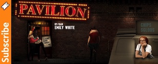 review of Pavilion by Emily White   ; click here to read the full review