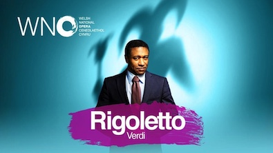 Rigoletto  by Welsh National Opera