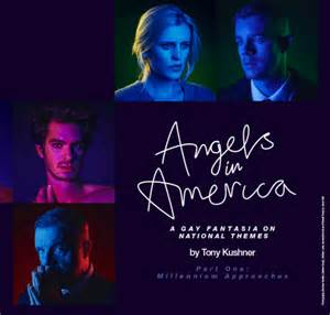 Millennium Approaches: Angels in America Part 1 by National Theatre Live