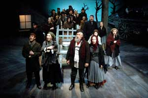 Fiddler on the Roof by Aberystwyth Arts Centre