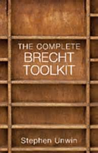 review of The Complete Brecht Toolkit ; click here to read the full review