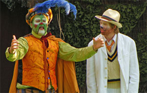 The Wind in the Willows by Gwent Young People's Theatre