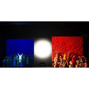 review of Moses in Egypt, Rossini ; click here to read the full review