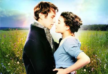 review of Pride and Prejudice ; click here to read the full review