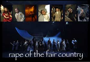 RAPE OF THE FAIR COUNTRY by TFTV Dept., UWA,