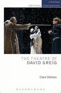 review of The Theatre of David Greig ; click here to read the full review