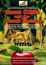 review of Snow White and the Seven Dwarfs ; click here to read the full review