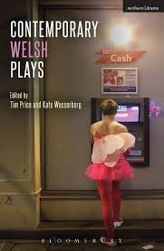 Theatre Writer Book by Editors Tim Price & Kate Wasserberg: Contemporary Welsh Plays